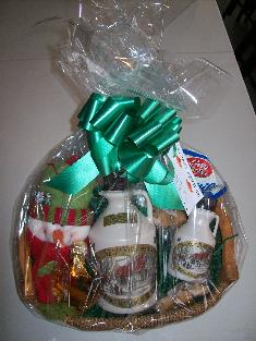 gift baskets, maple sugar gift baskets,